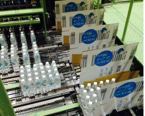 玉肌シリカ天然水/工場