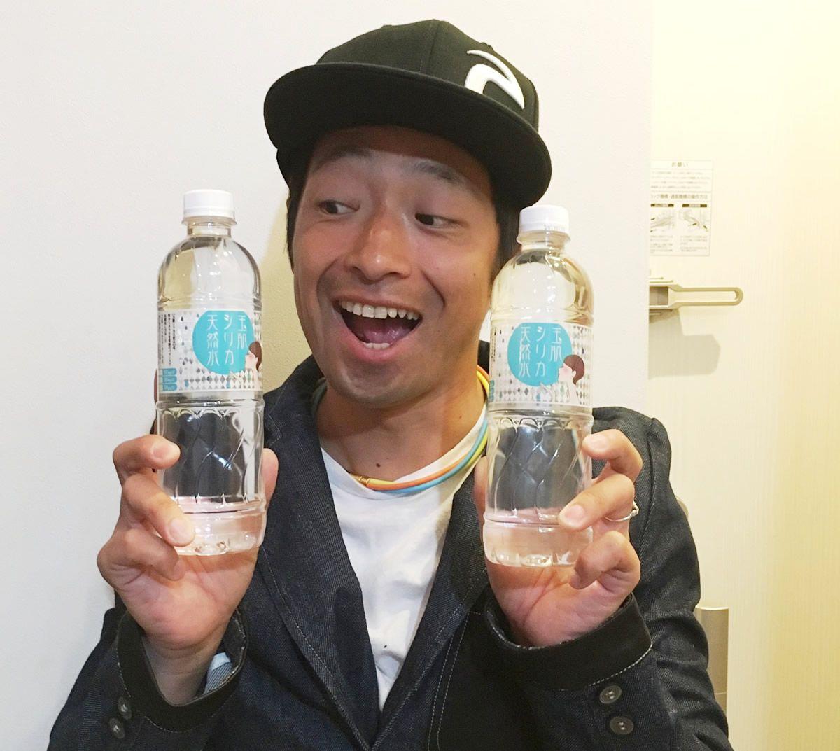 玉肌トーク 安田大サーカス 団長安田さん