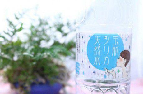 玉肌シリカ天然水 KEIKAさん